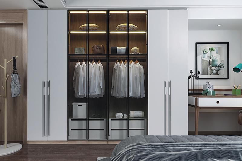 自由现代-衣柜BK003
