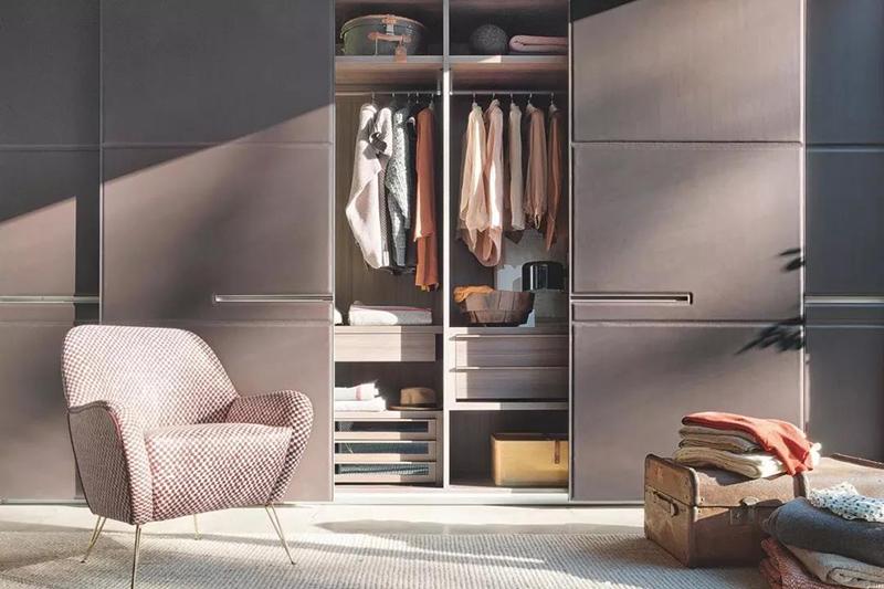 自由现代-衣柜BK005
