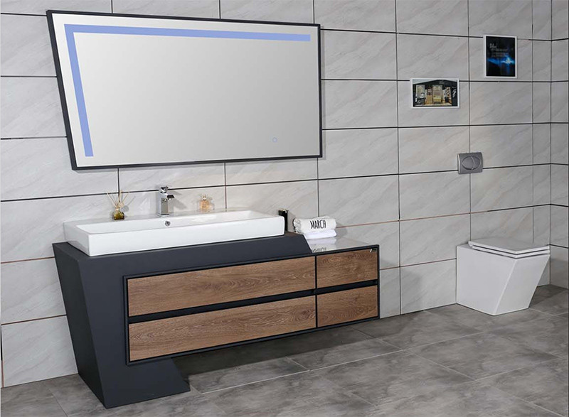 不锈钢浴室柜•BK-YS005