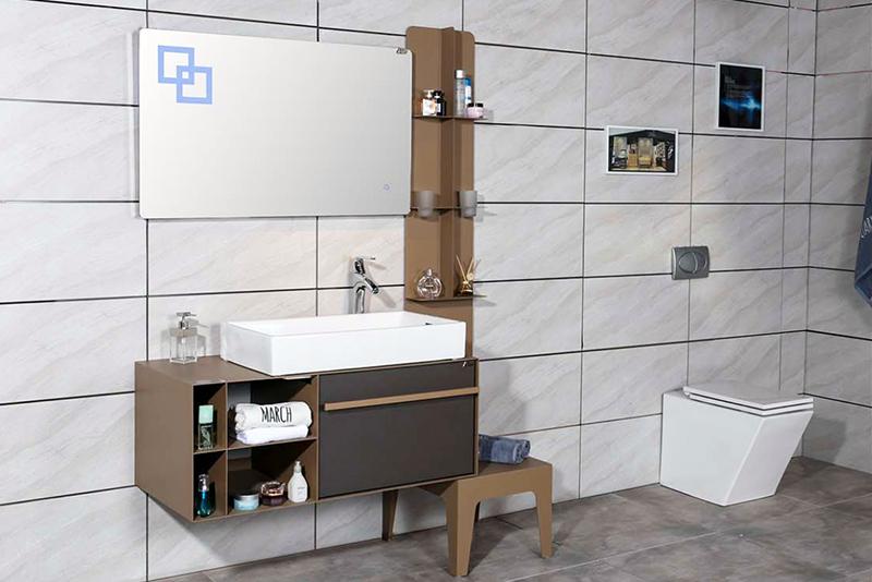不锈钢浴室柜•BK-YS004