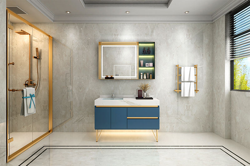 不锈钢浴室柜•BK-YS001