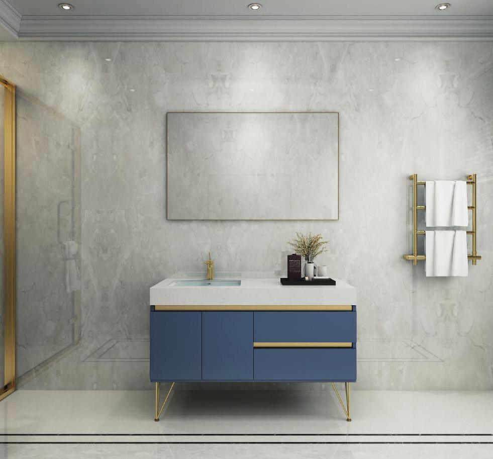 不锈钢浴室柜•BK-YS016