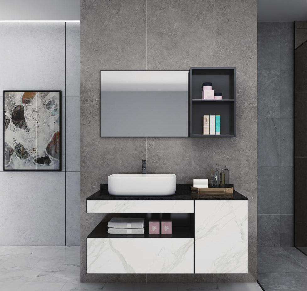 不锈钢浴室柜•BK-YS017