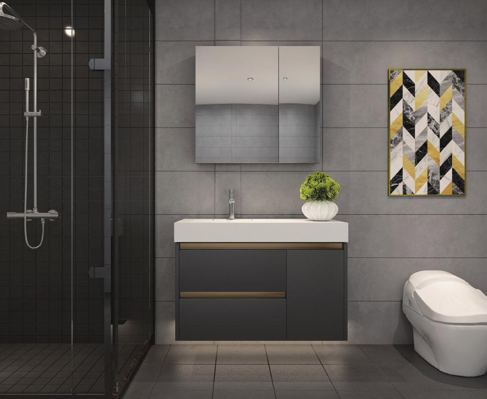 不锈钢浴室柜•BK-YS013